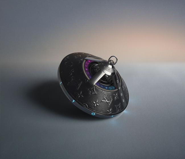 【ルイ·ヴィトン】究極のオーディオビジュアルが体験できる新作ワイヤレス スピーカー「ルイ·ヴィトン ホライゾン ライト·アップ スピーカー」が登場