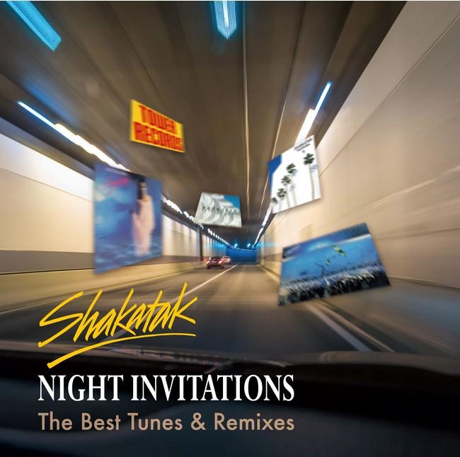 SHAKATAKNIGHT INVITATIONSThe Best Tunes & Remixes