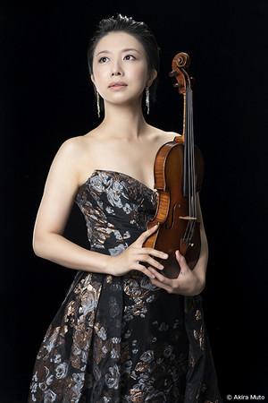 ヴァイオリニスト松田莉奈が奏でる三大ヴァイオリン協奏曲の響宴