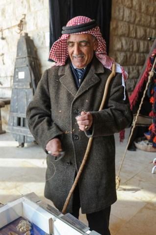 Ishal Al-Hroub, Murad Castle Museum (Solomon Pools Museum)