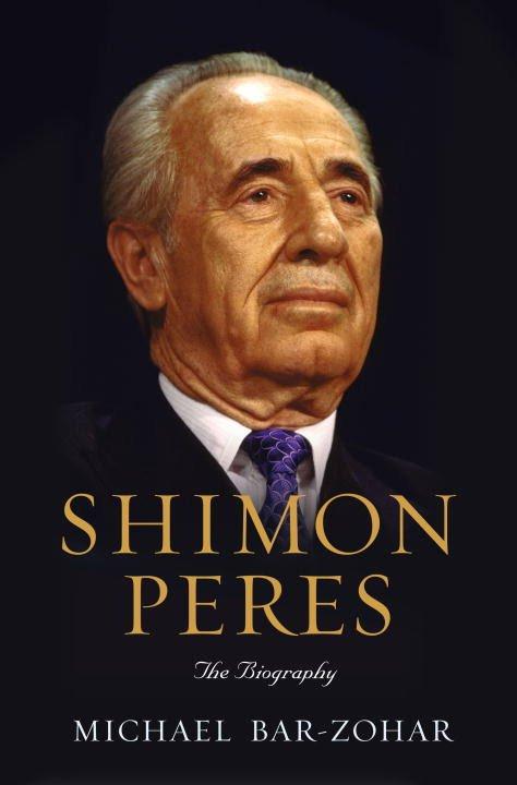 Shimon Peres Biographie