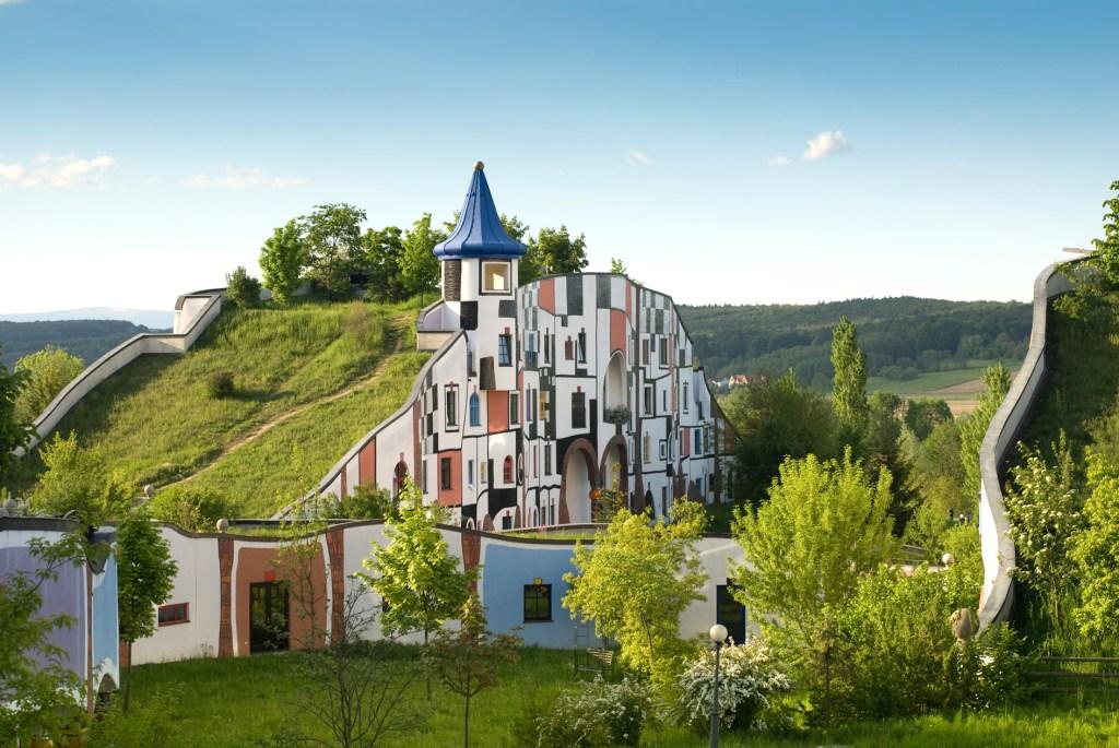 Rogner Bad Blumau© Hundertwasser Architekturprojekt