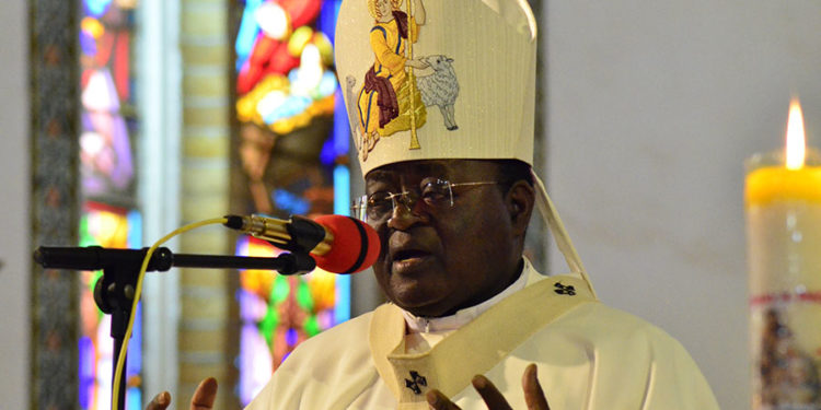 Archbishop Lwanga