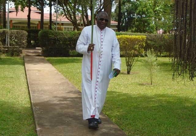 Bishop Ssemogerere.