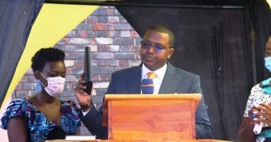Entebbe Mayor Rulinda