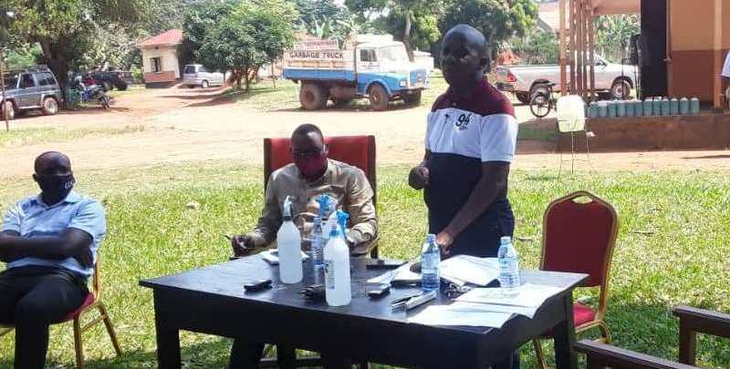 How Entebbe RDC Njuki fights to downplay police's work