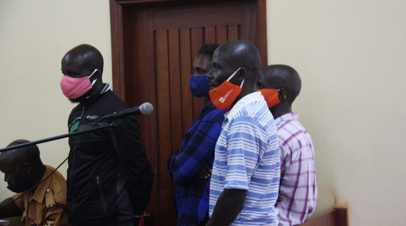 Court to sentence Case Clinic accountant Francis Ekalungar's killers today