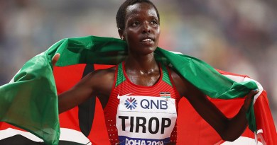 Kenyan Athlete Agnes Tirop, who represented Kenya in 5,000m in Tokyo Olympics, found stabbed dead in her home