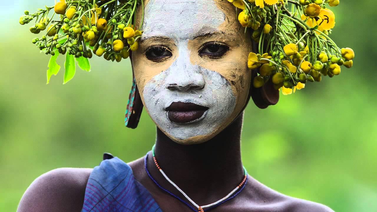 Máscaras tribales
