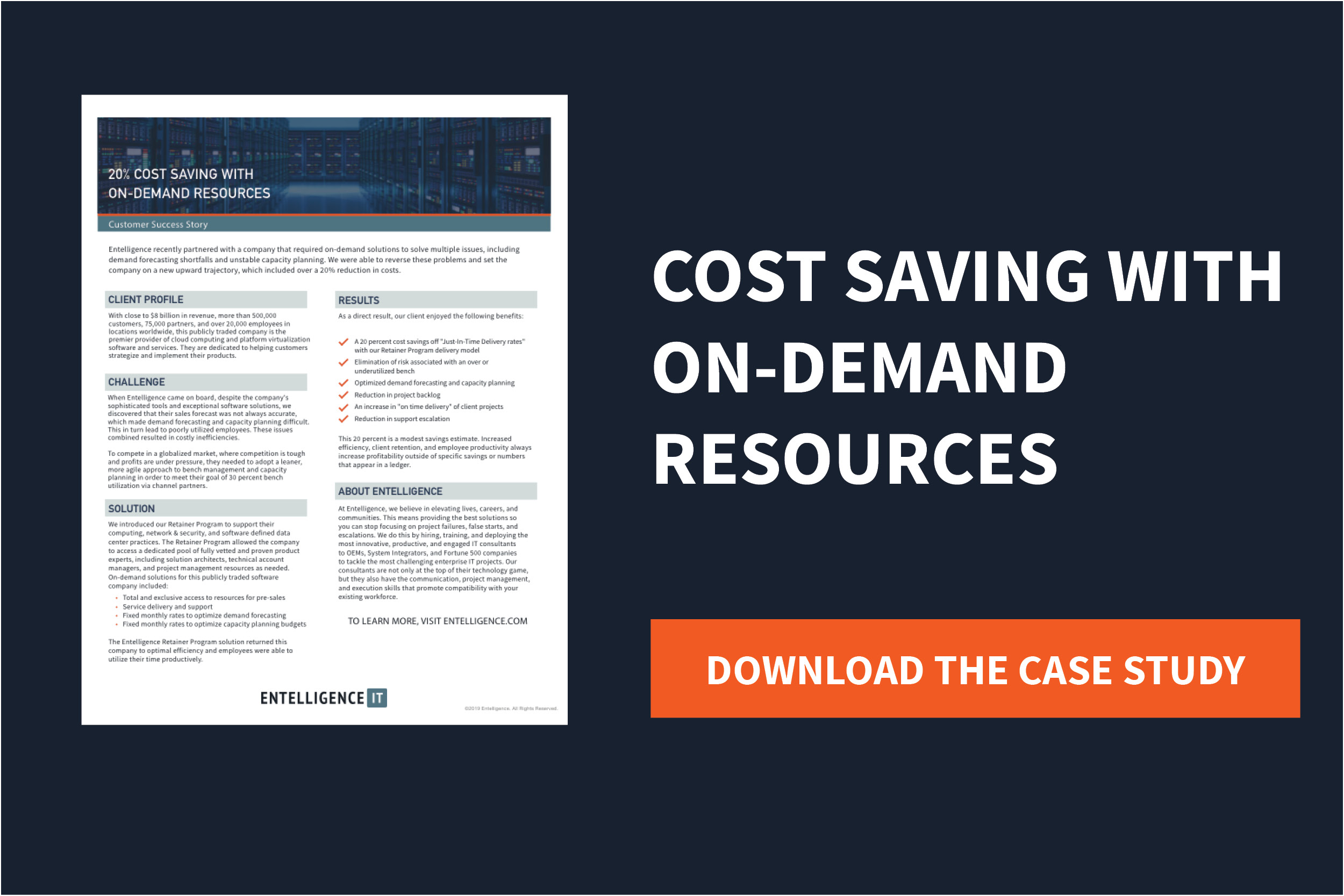 Resources for IT Companies | Entelligence