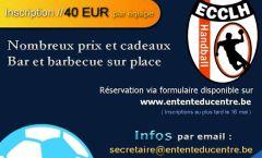 Tournoi de mini-foot ce dimanche 21 mai à L'Athénée Provincial de La Louvière