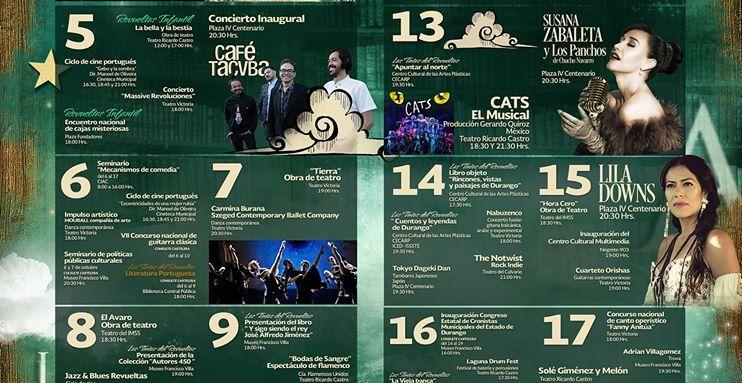 Festival Internacional Revueltas 2014