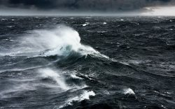 Huracán Gonzalo en Bermudas