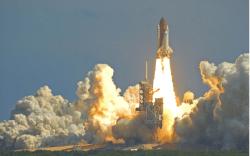 Explota Cohete de la NASA