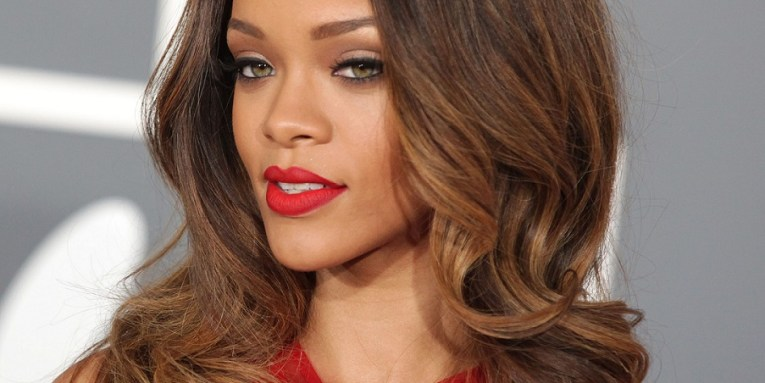 Rihanna Visita la Casa Blanca