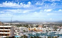 Construcción en Marina de Cabo San Lucas