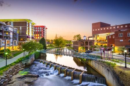 Greenville, Carolina del Sur