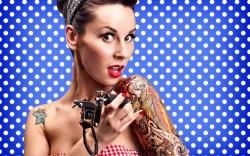 Músicos con tatuajes
