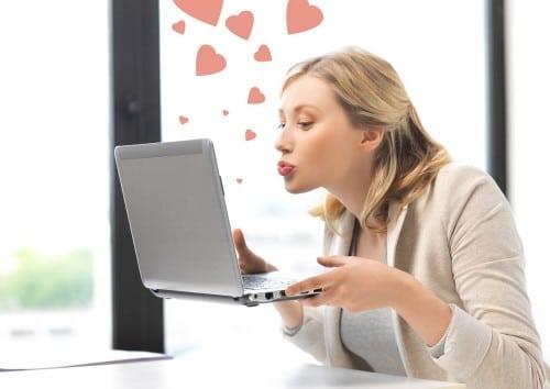 Sitios de citas en Internet