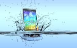 los mejores celulares a prueba de agua