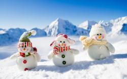 récord guinness de muñecos de nieve en japón