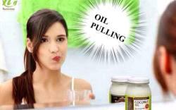 Cómo es la técnica del Oil Pulling