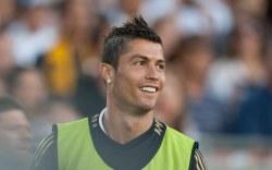 Cristiano Ronaldo y Vanessa Huppenkothen