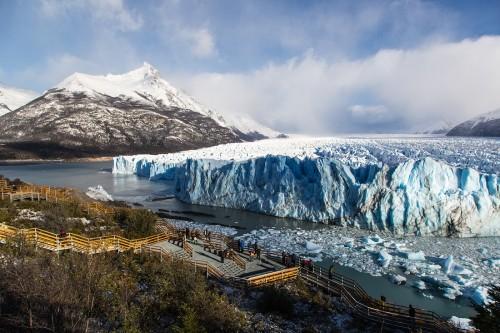 glaciares patagonia en peligro de extinción