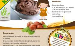 nutella saludable hecha en casa