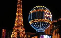 Has visto Las Vegas desde el aire??