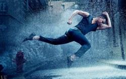 channing tatum bailando bajo la lluvia