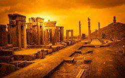 ciudad antigua de persépolis