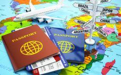 gastar todo tu dinero viajando