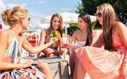 Los mejores bares de playa en la Florida