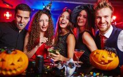 fiestas de halloween en las vegas