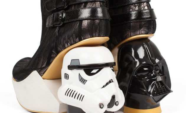 zapatos de star wars