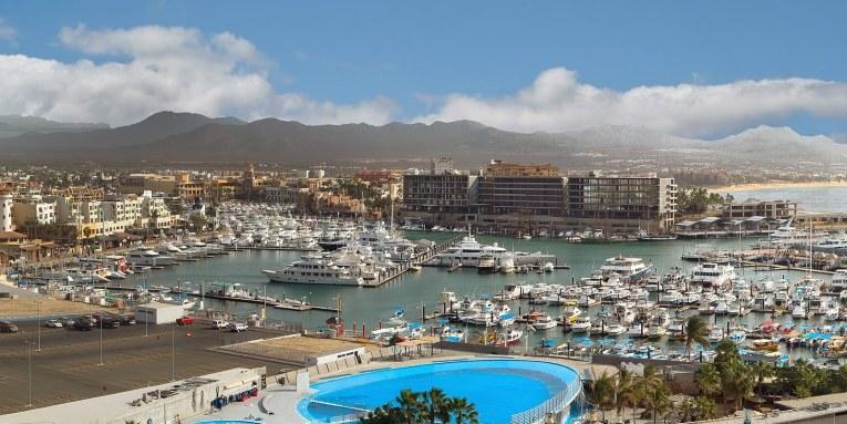 Los Cabos y Marina Fiesta Resort & Spa harán de tus vacaciones una experiencia inolvidable