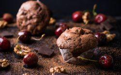 Muffins de Amaranto Gluten Free SIN AZÚCAR