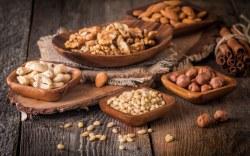 Los frutos secos y sus beneficios