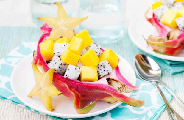 Beneficios de la Pitaya [Dragon Fruit]