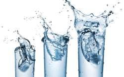 ¿Cuántos vasos de agua debo tomar al día?