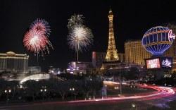 Explorers Travelers Club destaca las celebraciones de Año Nuevo en Las Vegas