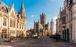 Brujas Bélgica es patrimonio de la humanidad por la UNESCO