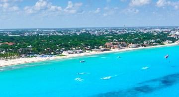 Ahora sí, algunos lugares que quizá de té sean de interés para visitar en la ciudad de Cancún. 2