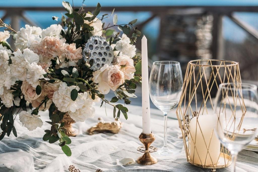 Establecer objetivos para tu boda destino