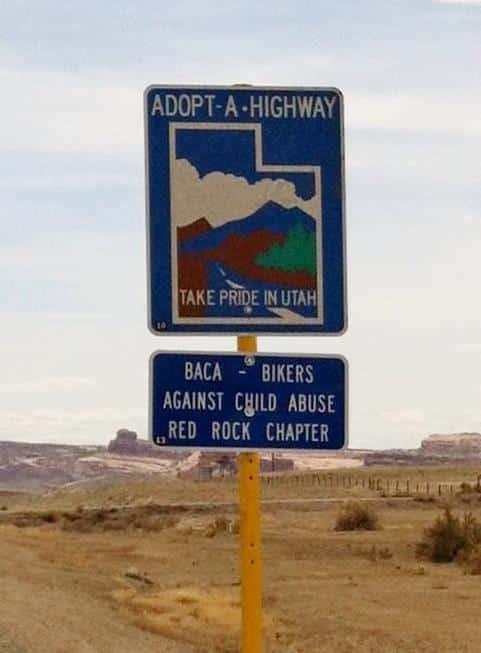 motociclistas contra el abuso infantil, bikers against child abuse, BACA