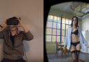 Striptease con gafas de realidad virtual…