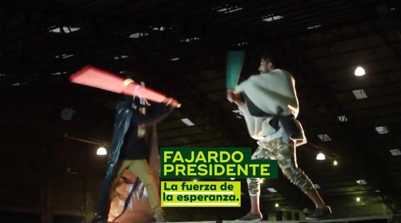 VIDEO. Fajardo usa a Star Wars para su campaña política