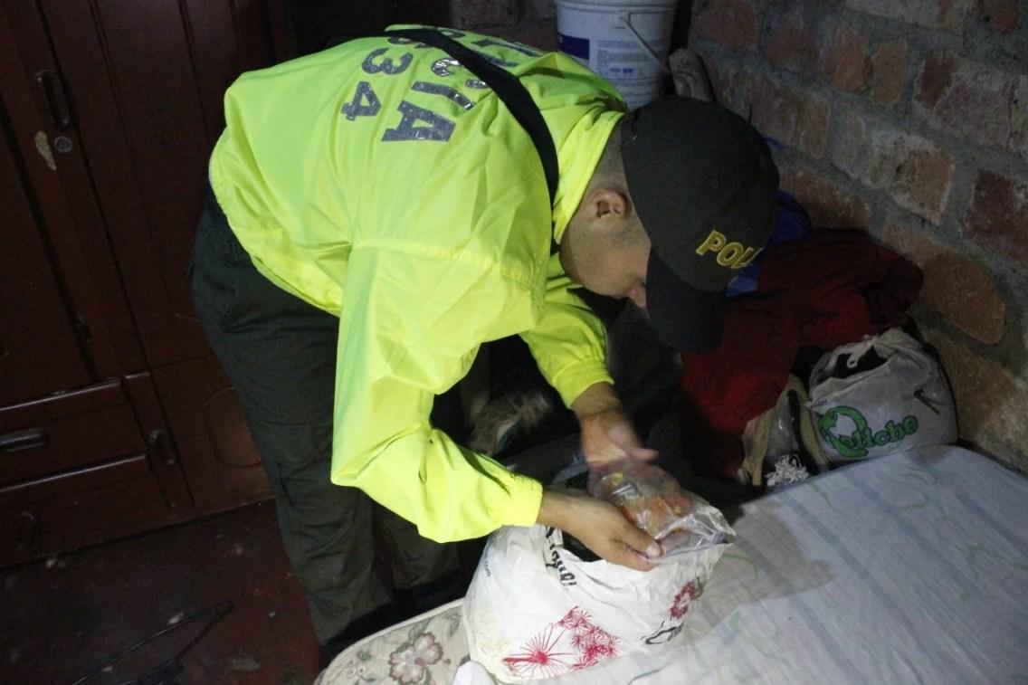 Desarticulan EL HUECO Banda dedicada a la delincuencia, homicidio y micro-trafico en Cali (2)