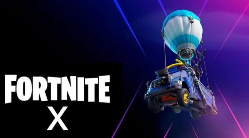 Así es el pase de batalla de la nueva temporada X de Fortnite